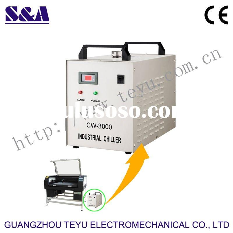 Metal laser engraving machine industrial water chiller
