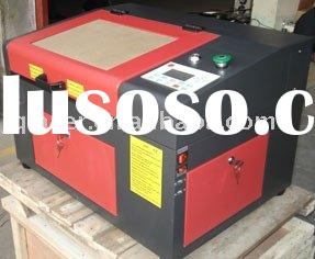 Mini laser engraving machine with best price (JQ-4030)
