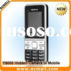 Mobil Phone Hidden Camcorder THE ONLY ONE in the World Hidden Camera