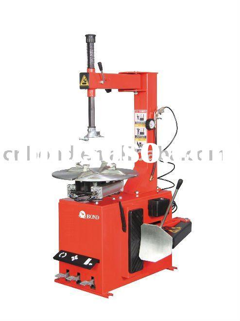 Motorcycle Tire changer, tire changer machine