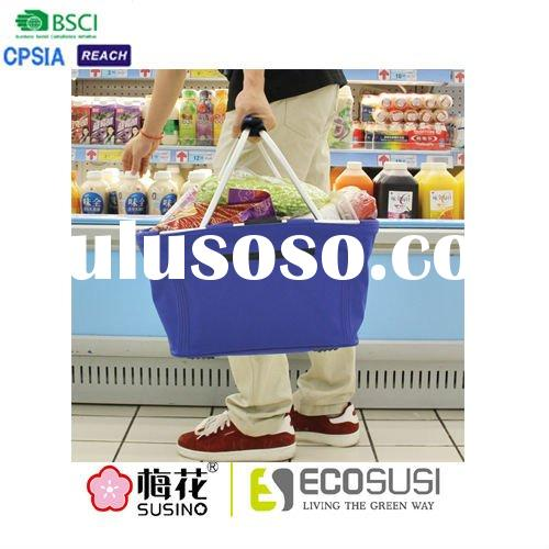 New style of cooler bag, shopping basket