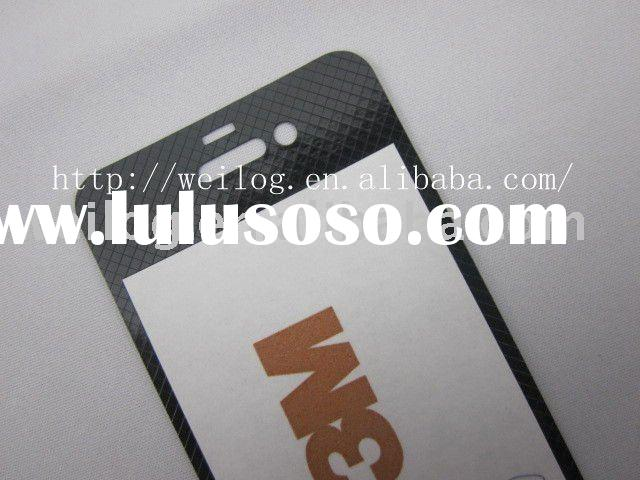 Newest 3M Carbon Fiber Screen Protector for Iphone4