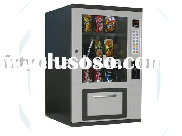 Newly designed TY002 small snack vending machine