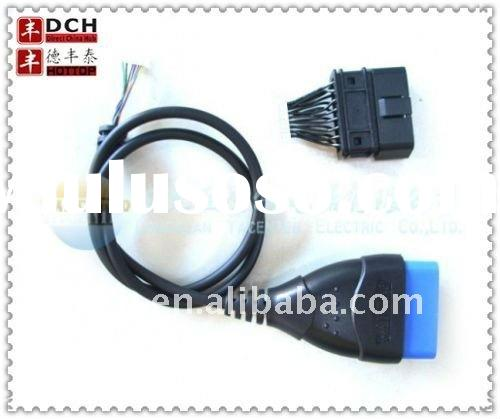OBD Diagnostic System wire harness assembly cable factory OEM