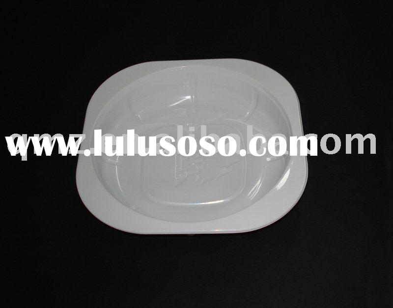 Ovenable CPET tray