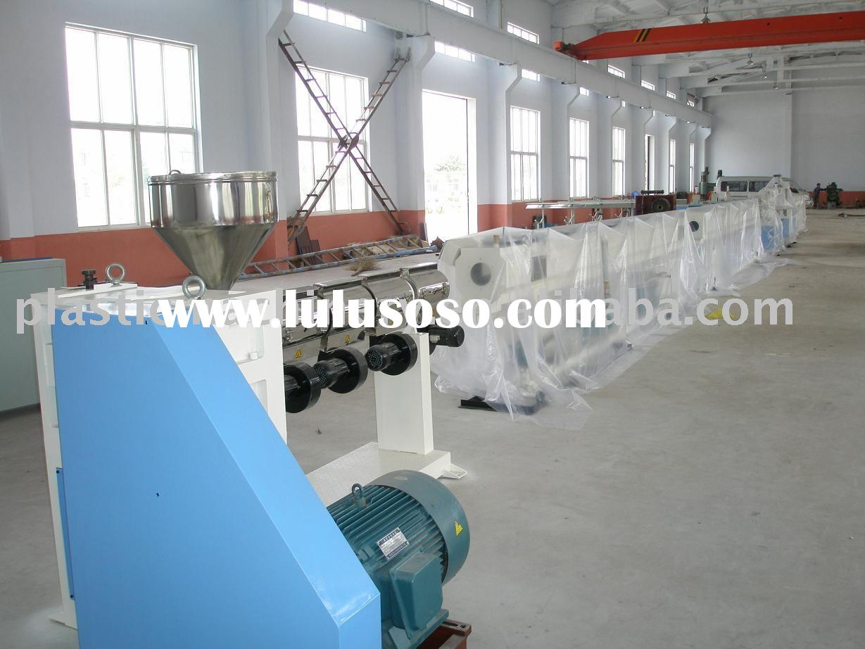 PE-RT Pipe Production Line (Plastic Machinery)