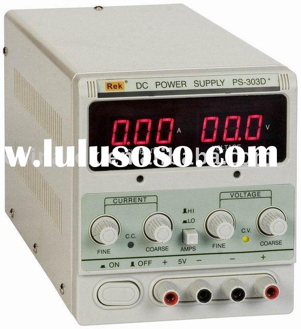 PS-303D+ AC/DC Linear Power Supply