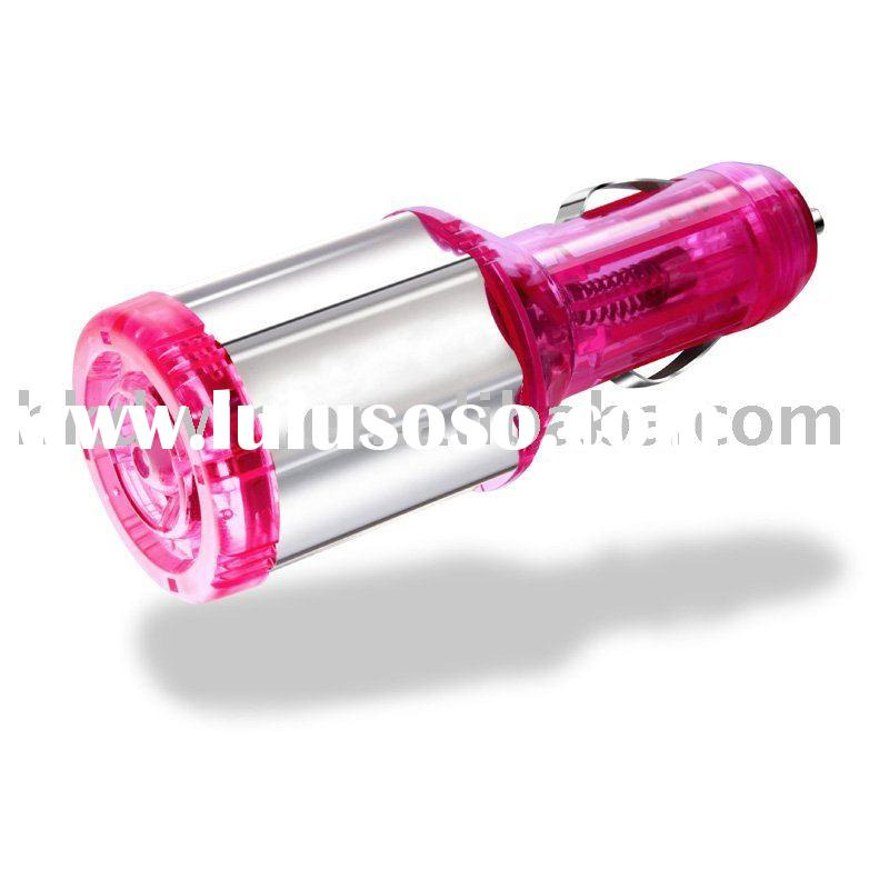Pink Auto car accessories for lady