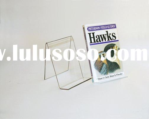Plastic stand& acrylic holder& plastic brochure holder& acrylic display&acrylic prod