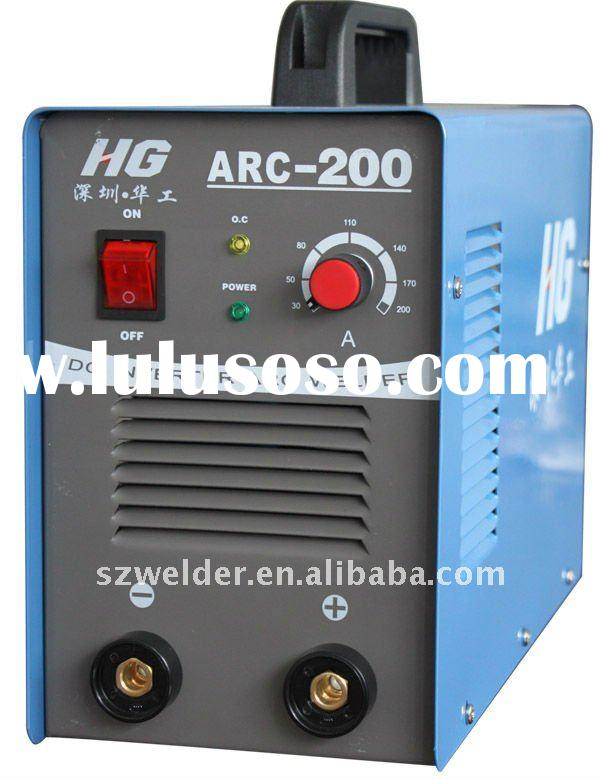 Portable And Durable arc 200 inverter welding