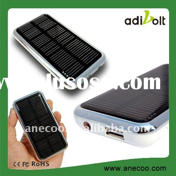 Portable Solar Charger 3500mAh for digital electronic products
