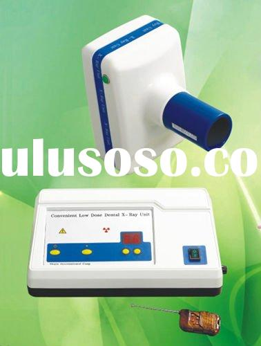 Portable wireless dental x ray machine