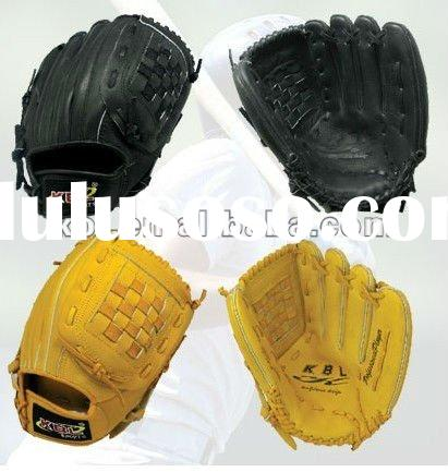 Professional real leather Baseball Glove
