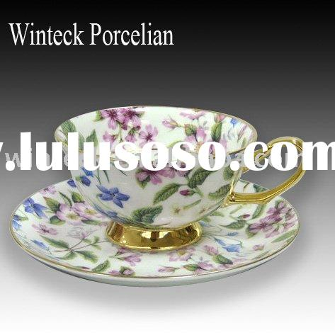 Promotion gift royal porcelain mugs and cups