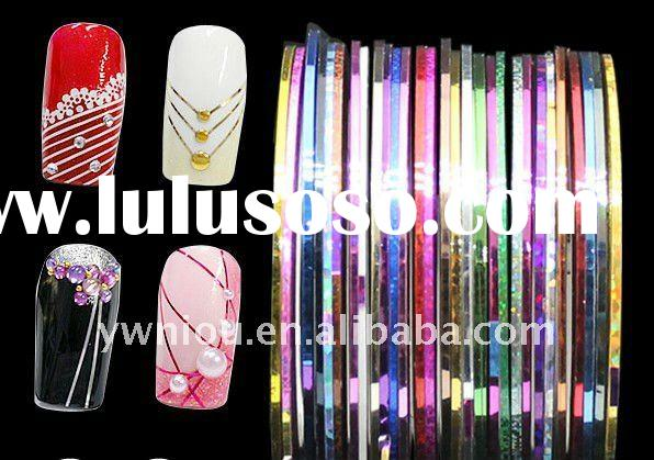 ROLL NAIL ART UV GEL TIP STRIPING TAPE DECORATION