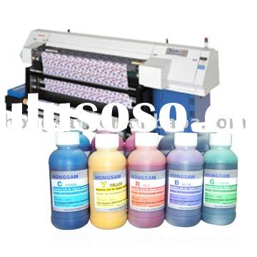 Reactive Dye Ink/waterbased printing ink for Digital Textile Printing