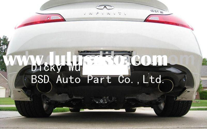 Rear Carbon Diffuser for the Infiniti G35 G37 of the DTM Style of the carbon fiber