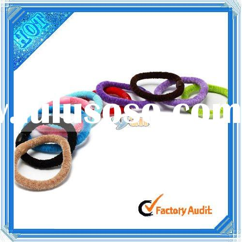 Rubber Hair Bands Accessories (Colorful)