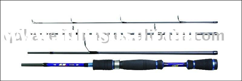 SPINNING ROD( portable)664 SML,fishing rod,fishing rods and reels,fishing