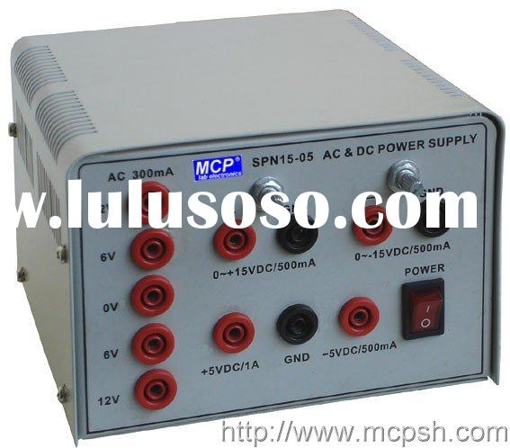 SPN15-05 - AC & DC breadboard power supply