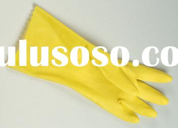 Safety Gloves SE2466 RUBBER GLOVE