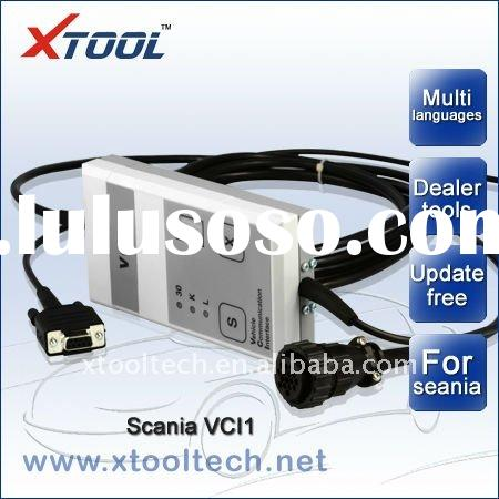 Scania VCI 1,old scania truck scanner .trucks scanner,auto diagnostic tools for Scania
