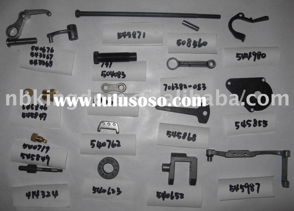Singer 591 Sewing Machine Parts 1