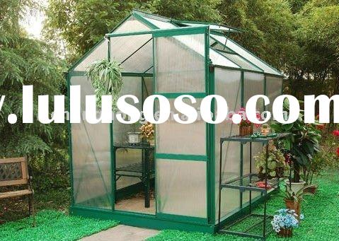 Sinolily Strong Aluminium frame Greenhouse construction