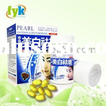 Skin whitening capsules and Spot Removing pills