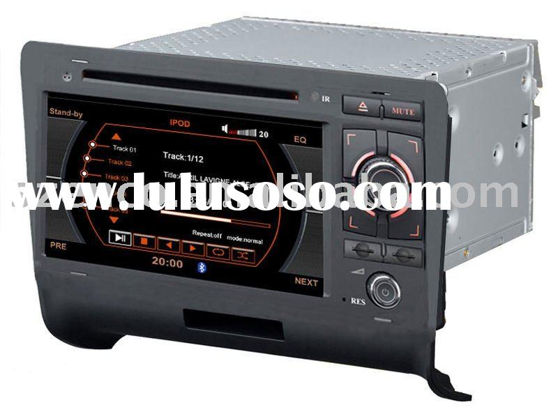 Special Audi car navigation gps radio dvd stereo auto video system