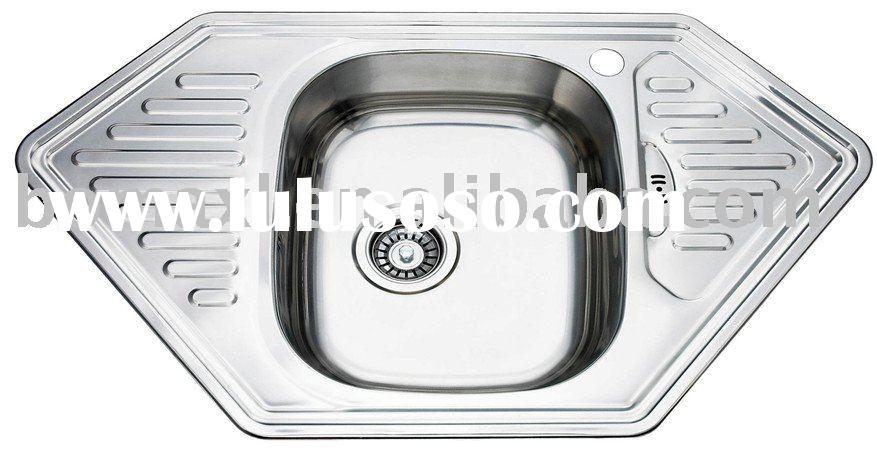 Undermount Corner Kitchen Sinks Stainless Steel : undermount stainless steel sinks, undermount stainless steel sinks ...