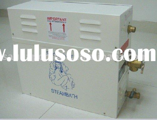 Steam turbine generator