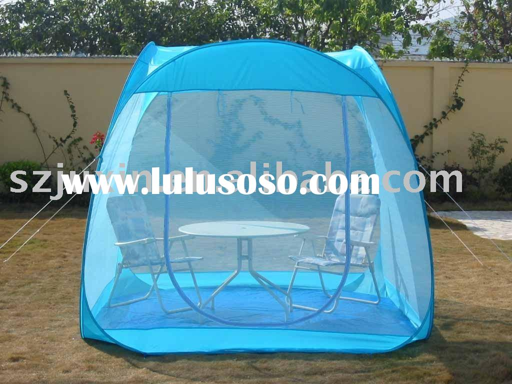 Steel Wire Pop-Up Screen House