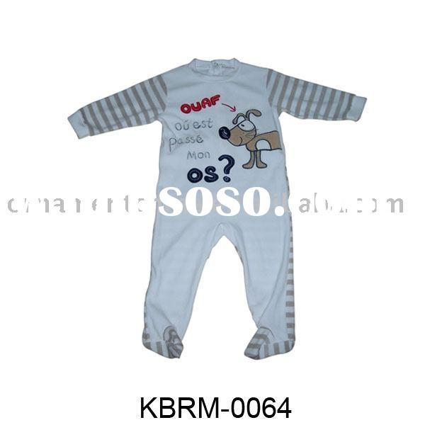 Stock baby rompers/overstock baby's clothes/closeout baby's wear/baby clothes stock/