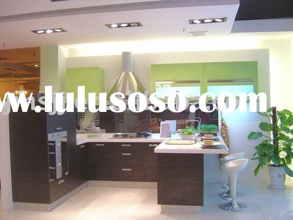 Supply modern kitchen cabinets (2011 Most Popular Design)
