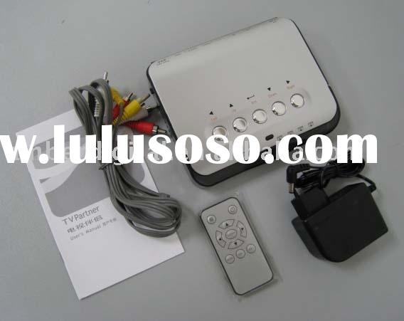 TV Card reader, Media Player, Memory Card Player