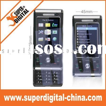 TV phone K520 with dual sim, quad-band phone K520