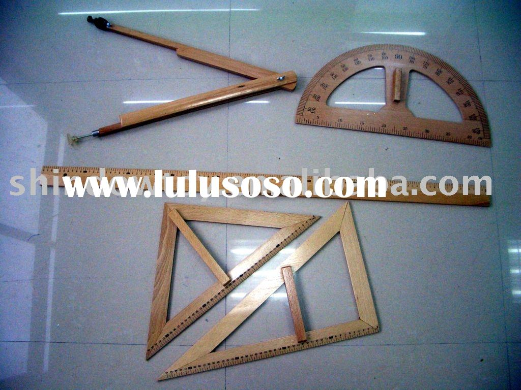 Teaching aids / Realia / Wooden teaching tools
