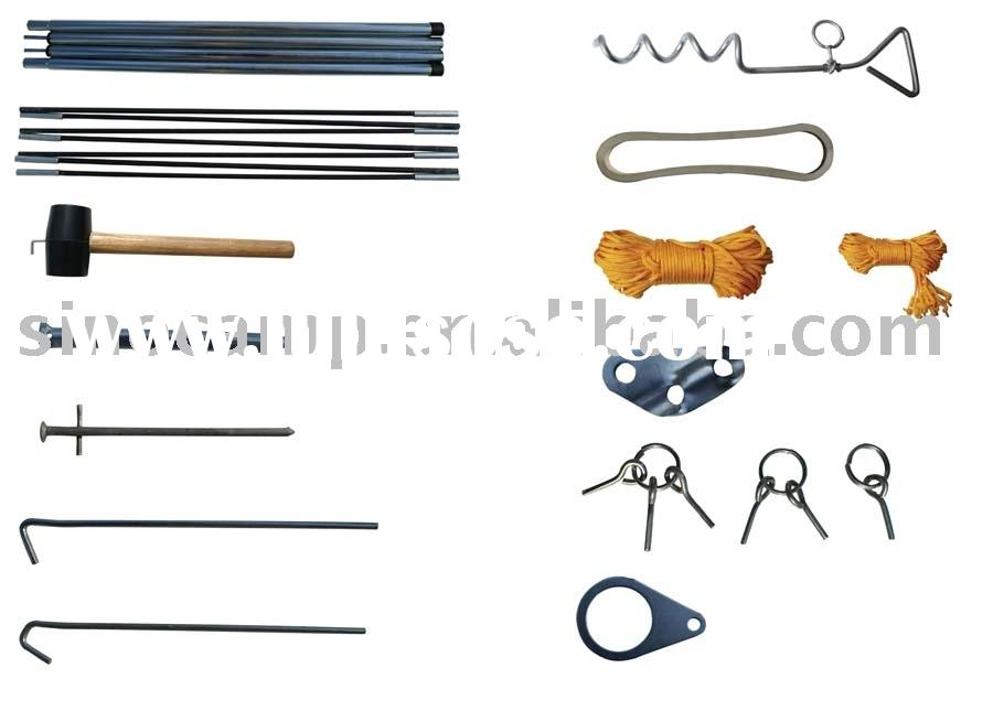 Tent parts FRO-501