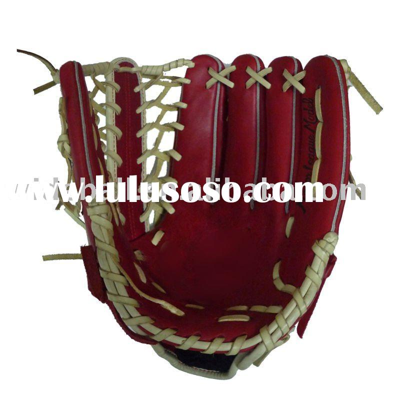Top Grade baseball gloves for professinal players