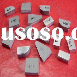 Tungsten Carbide Brazed Tips