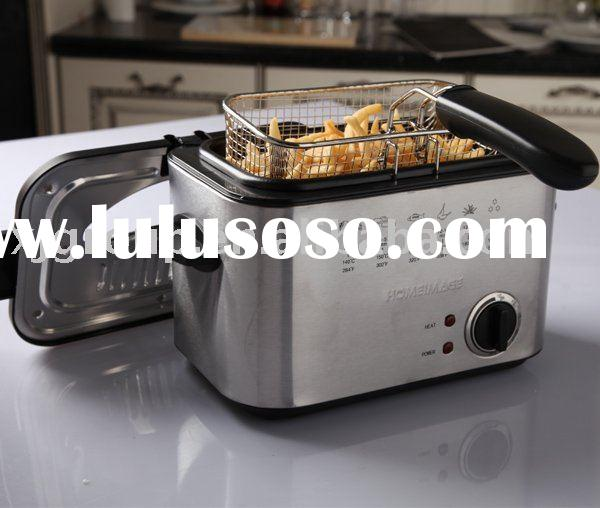 Turkey Deep Fryer with viewing window XJ-6K116