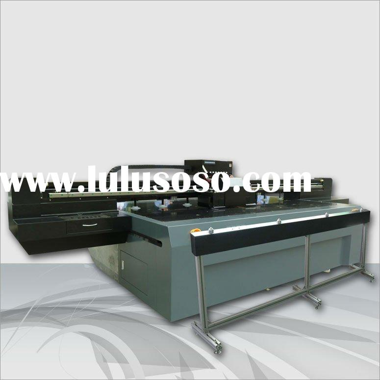 UV Flatbed Digital Printing Machine