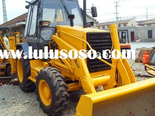 Used JCB 3CX backhoe loader, HOT SALE backhoe wheel loader with lowest price, welcome inquiry