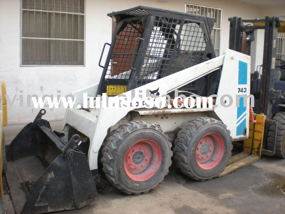 Bobcat Salvage Parts Ga http://www.lulusoso.com/products/Bobcat-Mini-Loader.html