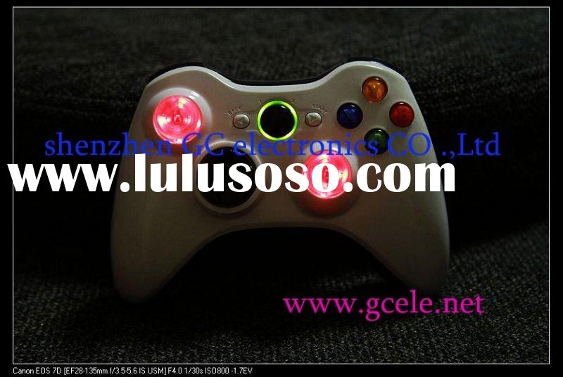 Video game accessory for xbox360 wireles controller