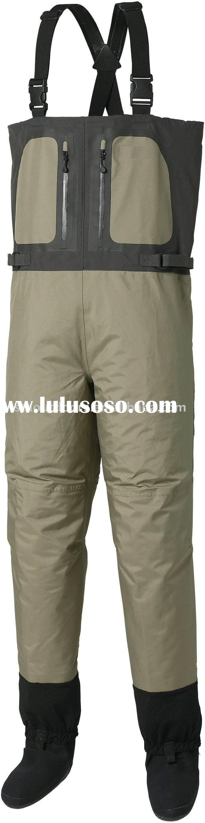 Waders,breathable wader,fly fishing outfitters,chest wader
