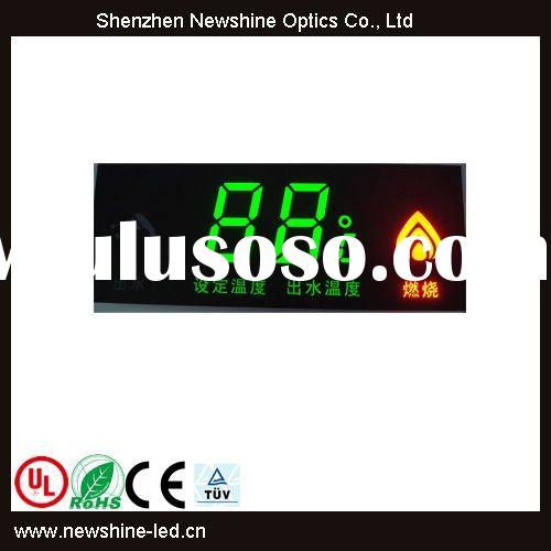 Water Heater 7 Segment LED Display 2 Digits