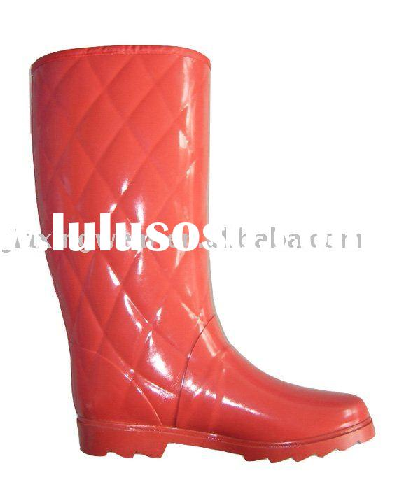 Women's Rain Boots/fashion rain boots at wholesale price