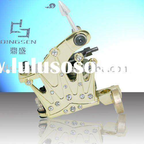 Zinc alloy die-casting tattoo gun & machine